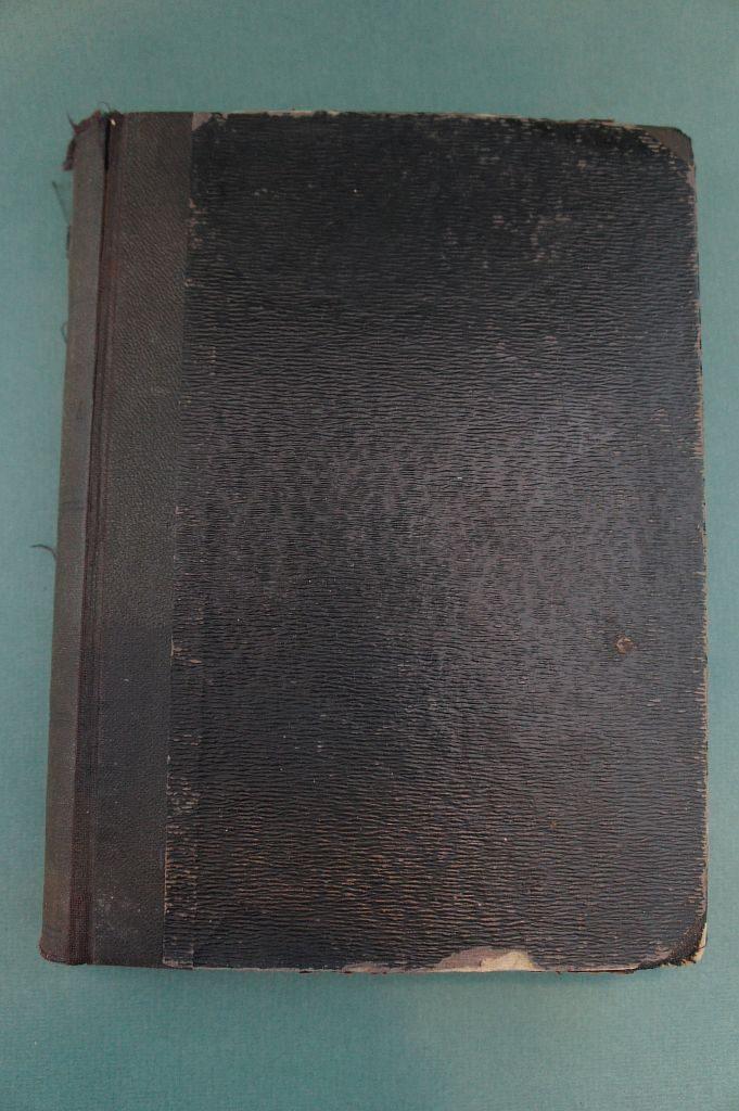 Книга «Собрание сочинений С.Т.Аксакова» на русском языке. Издание пятое. Выпущена в Москве в 1914 году.
