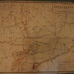 Карта Урала, составленная А.Колупаевым на 01.09.1929 г.
