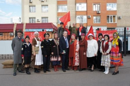 НЛМ РБ и его филиалы провели акцию «Ночь музеев»