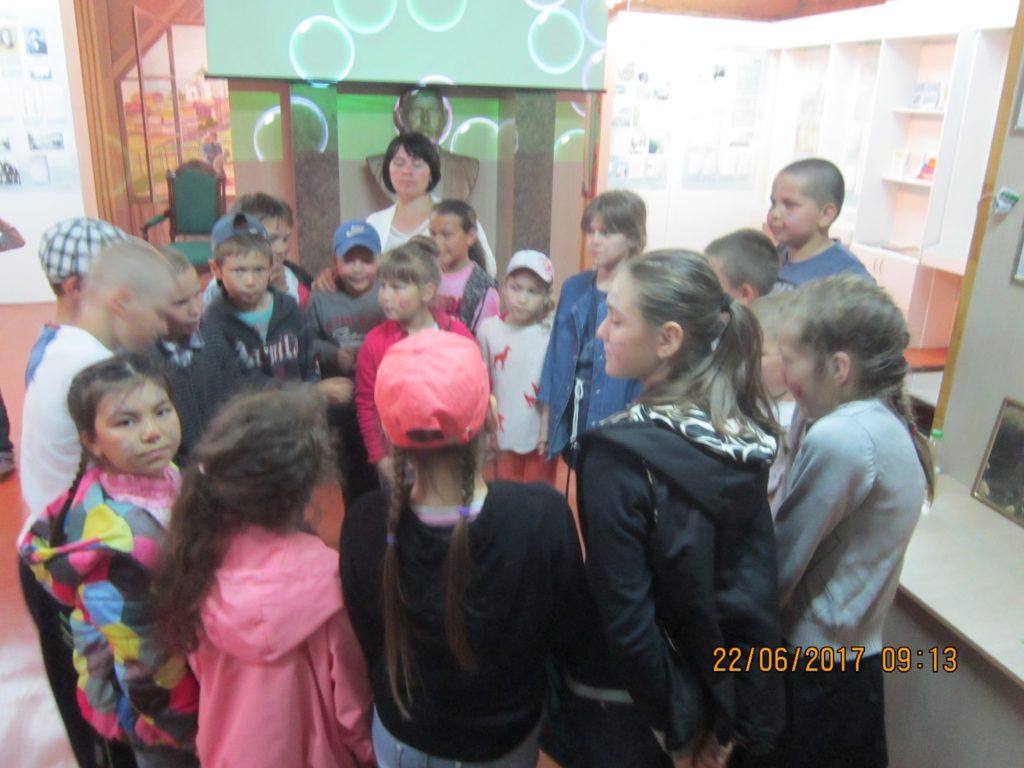 Музей М.Уметбаева 1