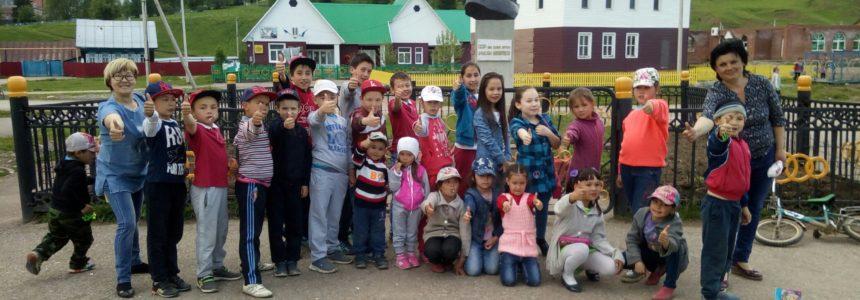 В рамках Международного дня защиты детей во всех филиалах НЛМ РБ были организованы мероприятия