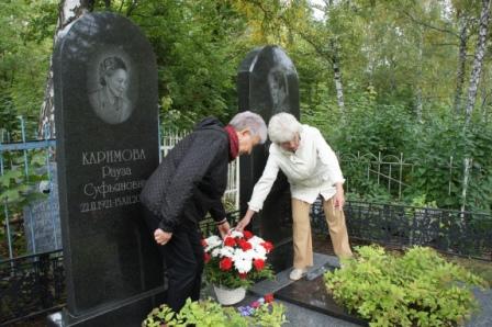 В Уфе почтили память народного поэта Башкортостана Мустая Карима