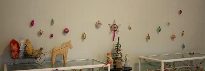 В Мемориальном доме-музее Мажита Гафури открылась выставка «Новогодняя мозаика»