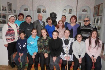 5 января в музее Шайхзады Бабича состоялась встреча, посвященная памяти поэта