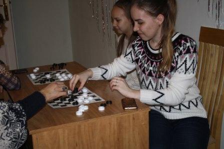 4 января в Мемориальном доме-музее М.Гафури прошел турнир по шашкам среди посетителей