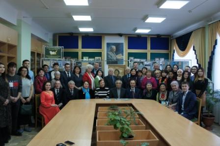 НЛМ РБ организовал в Национальной библиотеке им. А.-З.Валиди РБ выставку, посвященную жизни и творчеству народного писателя Башкортостана Зайнаб Биишевой