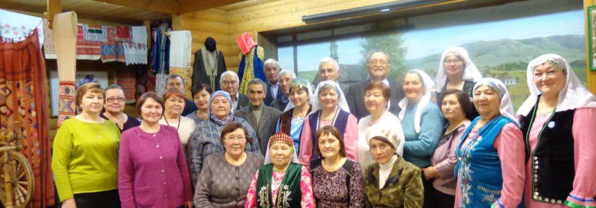 В музее Мифтахетдина Акмуллы открылась выставка к 100-летию Назара Наджми