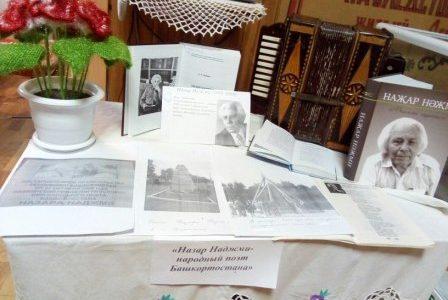 Филиалы ГБУКИ Национальный литературный музей Республики Башкортостан проводят мероприятия в рамках Республиканского литературно-музыкального фестиваля  «Өфө йүкәләре»