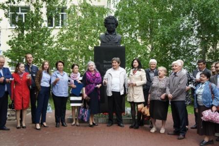 Национальный литературный музей Республики Башкортостан отметил Пушкинский день России