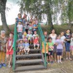 В рамках организации летнего досуга детей в филиалах НЛМ РБ проводятся мероприятия