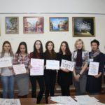 20 ноября в Мемориальном доме-музее Мажита Гафури прошел мастер-класс «Каллиграфический плакат «Цитаты Мустая Карима»