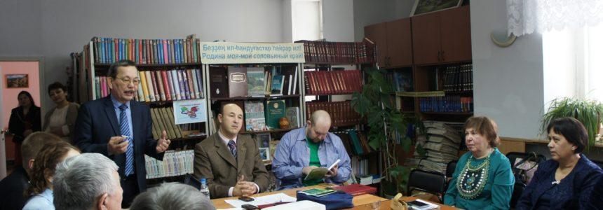 Национальный литературный музей Республики Башкортостан принял участие в культурно-историческом фестивале «Памяти предков будем достойны!»