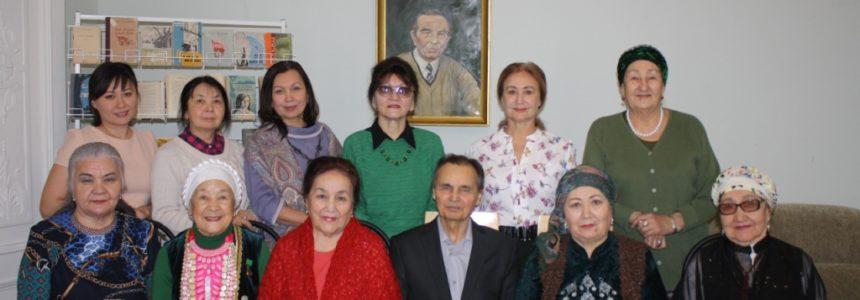 22 января в Мемориальном доме-музее Мажита Гафури — филиале НЛМ РБ прошла лекция-беседа «Мастер исторических романов»