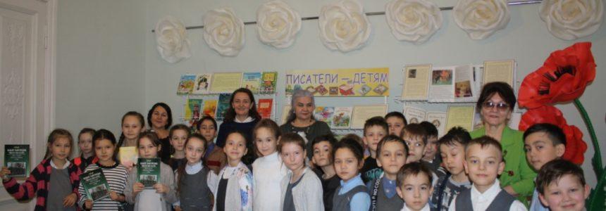 1 марта в Мемориальном доме-музее Мажита Гафури состоялось открытие книжной выставки «Писатели — детям», посвященной Международному дню детской книги