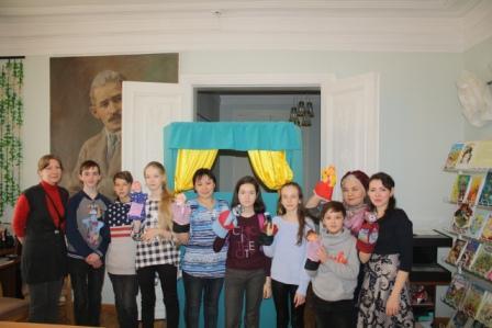27 марта в Мемориальном доме-музее Мажита Гафури состоялся День открытых дверей