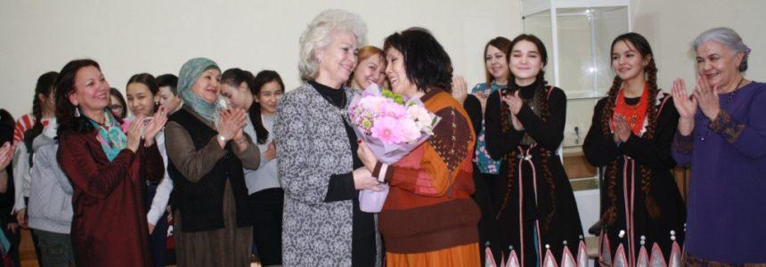 6 марта в Мемориальном доме-музее Мажита Гафури – филиале НЛМ РБ прошло мероприятие «Женщина. Актриса. Педагог»