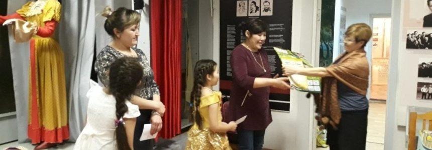 15 марта 2019 года в музее Арслана Мубарякова ‒ филиале НЛМ РБ состоялось праздничное мероприятие «Между нами, девочками»