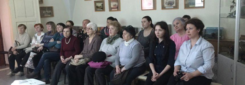 В медиацентре Мемориального дома-музея Мажита Гафури прошла веб-лекция на тему «Книжная Пушкиниана»