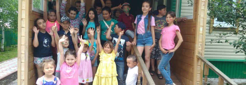 Филиалы НЛМ РБ провели мероприятия, посвященные Международному дню защиты детей