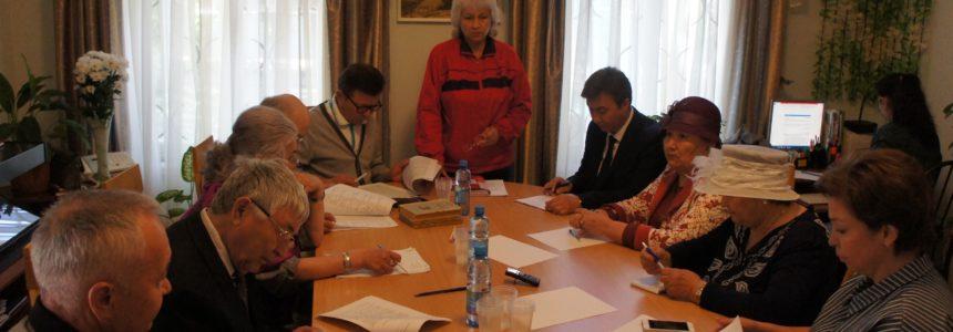 В Мемориальном доме-музее состоялось расширенное заседание Ученого совета НЛМ РБ