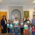 В филиалах НЛМ РБ прошли мероприятия, посвященные Дню семьи, любви и верности