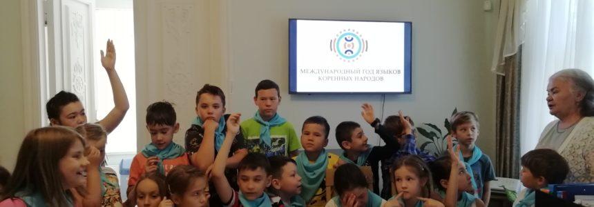 9 августа в Мемориальном доме-музее Мажита Гафури для посетителей была организована лекция-беседа на тему «Коренные народы Башкортостана»