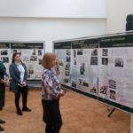 Планшетную выставку НЛМ РБ «Гордость нашей литературы» увидели участники Международной научно-практической конференции «Мустаевские чтения»