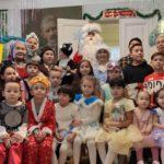 В Мемориальном доме-музее Мажита Гафури состоялось новогоднее представление для детей на башкирском языке