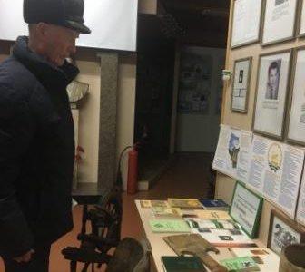 С 21 по 25 января в музее М. Уметбаева работала выставка «Деревянная утварь 19-го века»