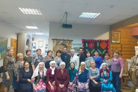 В музее М.Акмуллы состоялся литературно-музыкальный вечер «Стихи радости», посвященный празднику 8 Марта