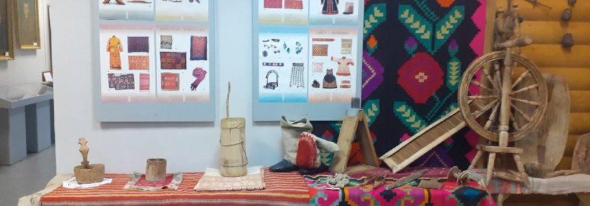 В музее М.Акмуллы работает выставка  «Наследие веков»