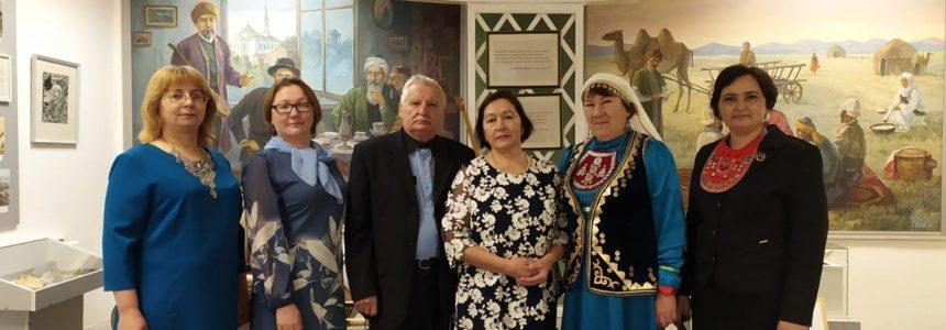 В музее М. Акмуллы — филиале НЛМ РБ прошел творческий вечер, посвященный 189-летию со дня рождения в М.Акмуллы