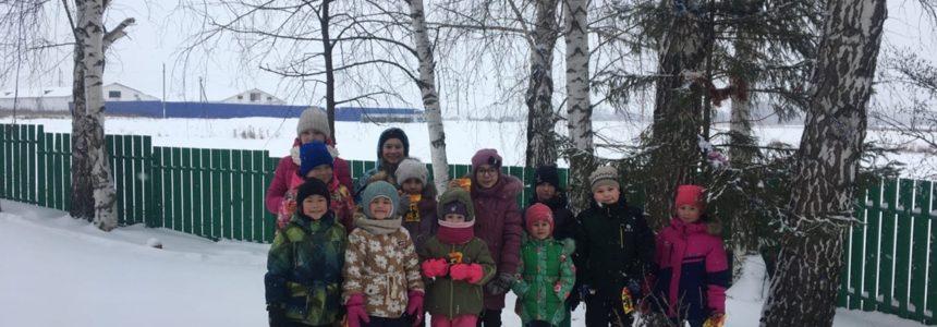 На территории музея М. Уметбаева состоялся спортивно-развлекательный праздник «Ах, ты, Зимушка-зима!»