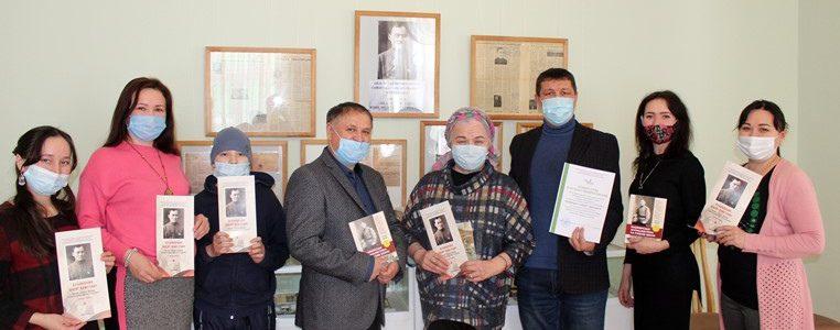 В Мемориальном доме-музее Мажита Гафури открылась выставка «Ш.А. Худайбердин: воин, политик и журналист»